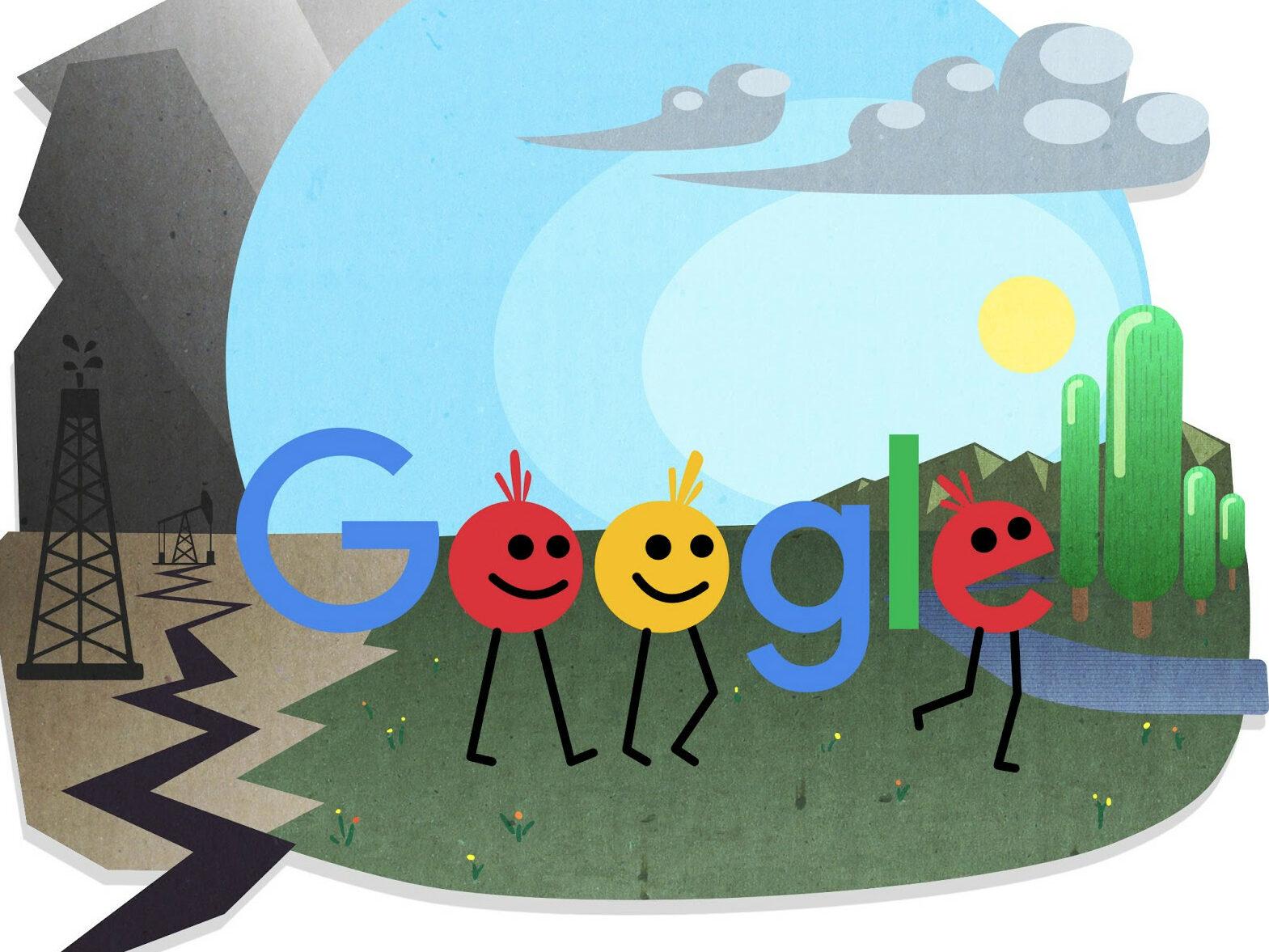 Google's Future: is it green?