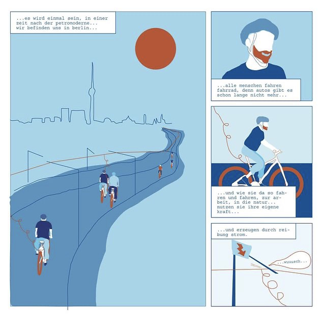 Bicycle expressways